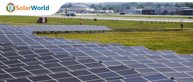 Chattanooga airport to be the first 100% solar-powered airport in America!