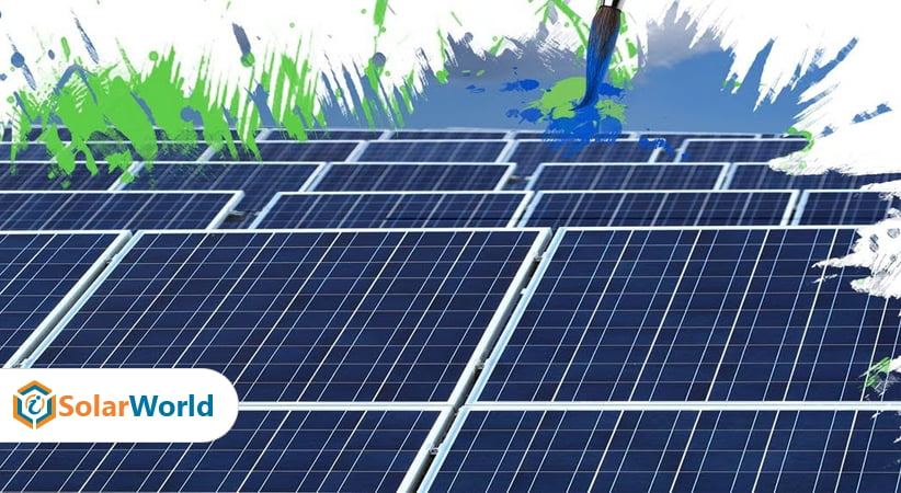 How solar paint is likely to concatenate more places on grounds of renewable energy?