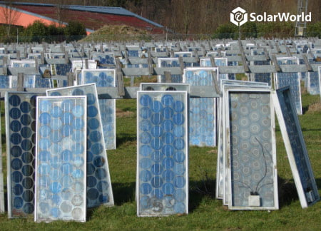 How to Use Your Old Solar Panels?