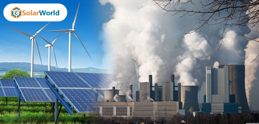 Why Solar, Wind and Hydropower can outclass Coal Energy?