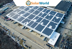 Maryland Shopping Mall Solar System Becomes Operational