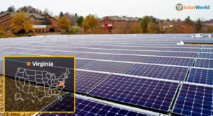 Virginia has lately become the goldmine of solar power. Why?
