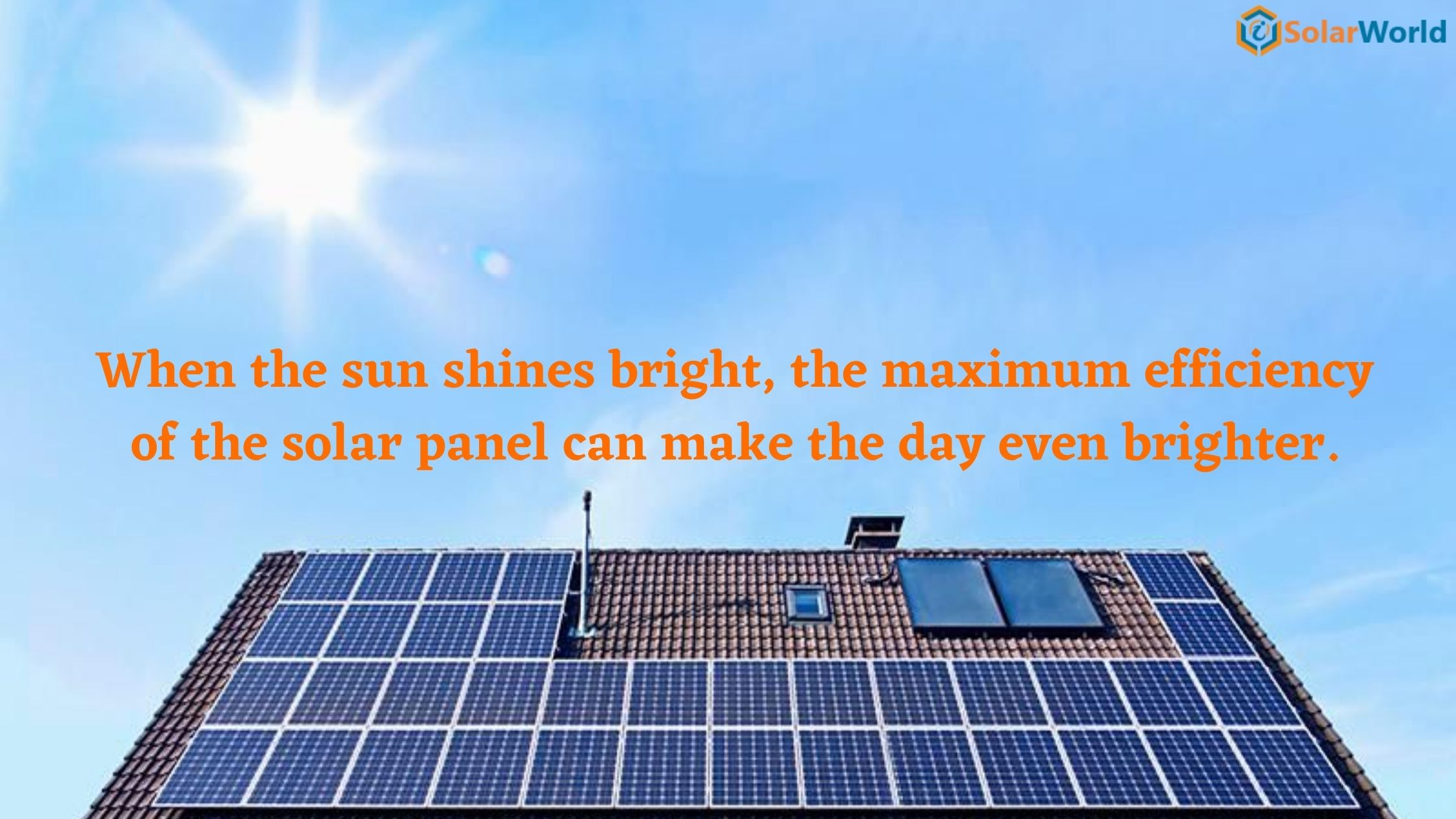 Detailed discussion about the various types of solar panels and their efficiency